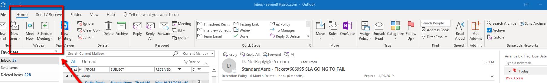 Webex Desktop App Setup and Use – Support